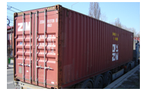 container 40 ft second hand